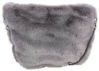 Tasche - Fluffy Grey