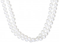 Necklace - Endless Pearls