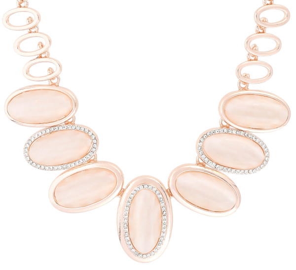 Collar - Rosé Cat Eye