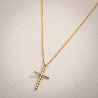 Collar - Filigree Cross