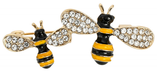 Broche - Sparkling Bee