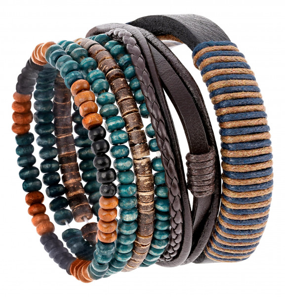 Leather Bracelet - Outback