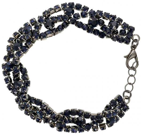 Bracelet - Shiny Blue