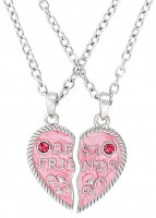 Necklace - Pink Friendship