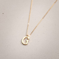 Collar - Golden G