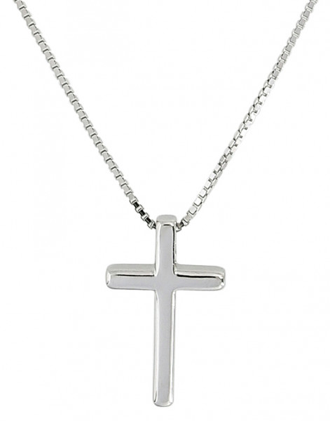 Collier - Little Silver Cross