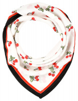 Foulard – Cherry Invasion