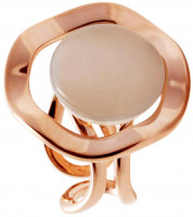 Ring - Roségold Cat Eye