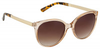 Gafas de sol - Clear Brown