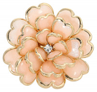 Anillo - Flower Shaped
