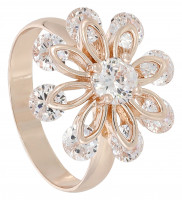 Anillo - Royal Flower