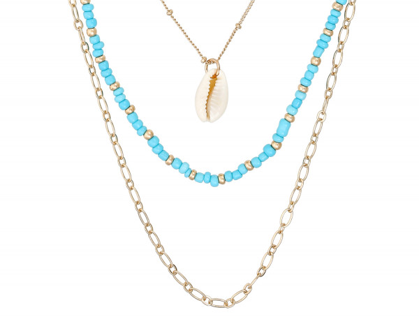 Kette - Turquoise Summer