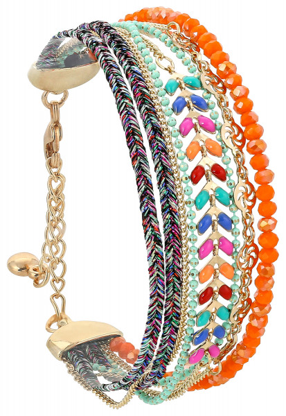 Pulsera - Happy Colours