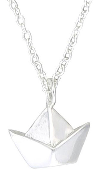 Necklace - Little Boat