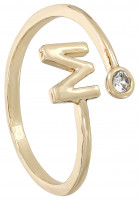 Anillo - Initial M