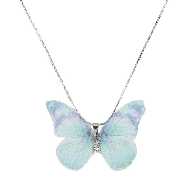 Collier - Soft Butterfly