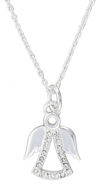 Necklace - Silver Angel