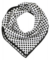 Bandana - Dots Black