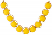 Collar - Fancy Yellow