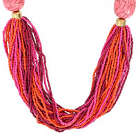 Ketting - Lovely Pink