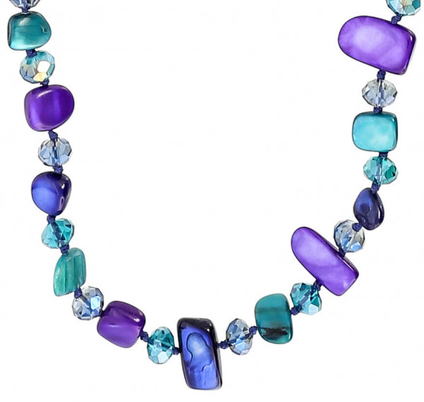 Collier - Many Blue Stones