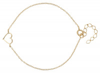 Pulsera - Golden Heart