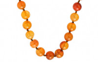 Ketting - Orange Flush