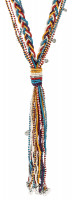 Collar - Ethnic Tassel