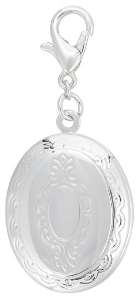 Charm Anhänger - Silver Amulet