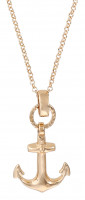Ketting - Gold Anchor