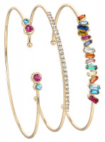 Brede armband set - Colorful Chic