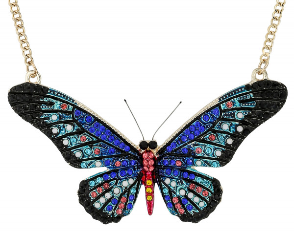 Collar - Tropical Butterfly
