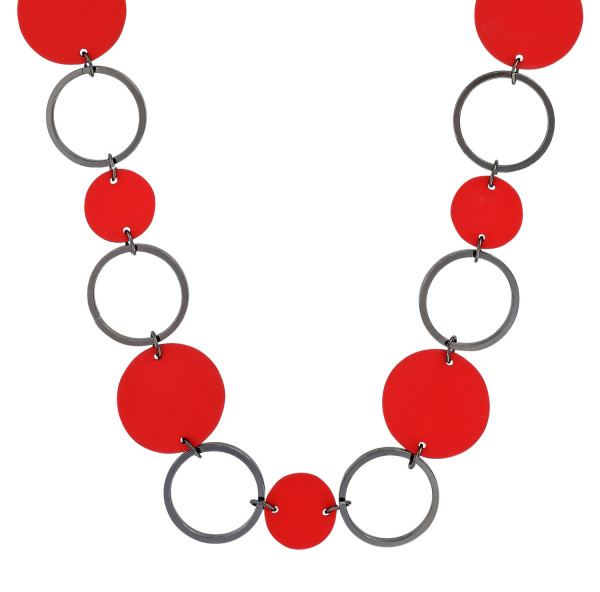 Collana - Lovely Red