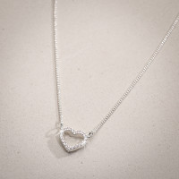 Collier - Shimmering Heart