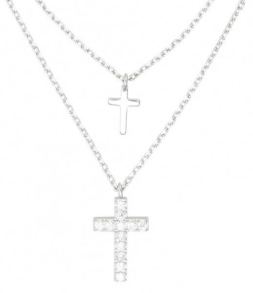 Kette - Tangled Cross