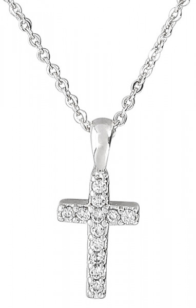 Ketting - Little Sparkling Cross
