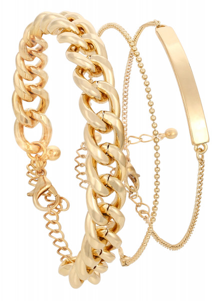 Set de bracelets - Fancy Gold