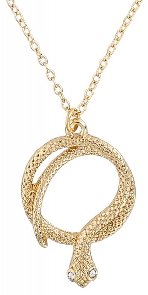 Collar - Circled Snake