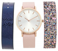 Horloge - Sequin Watch