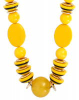 Collar - Funny Yellow