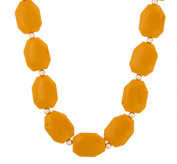 Ketting - Charming Yellow