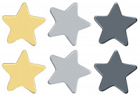 Ohrstecker - 3er Set Stars