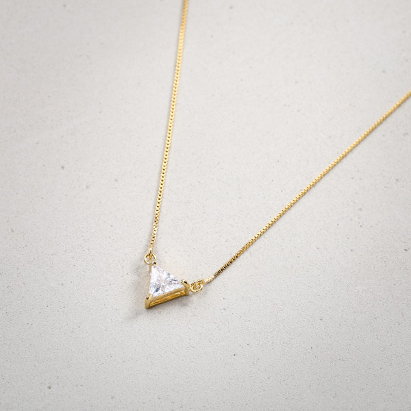 Ketting - Sparkling Triangle