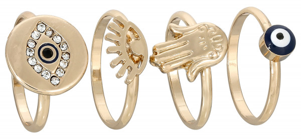 Ringen set - Nazar Ring