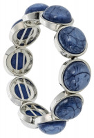 Bracelet - Marbled Blue