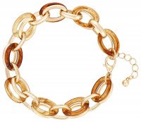 Armband - Gold Marble