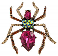 Broche - Bright Spider