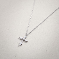 Kette - Fancy Cross Pendant