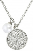 Collana - Little Silver Pearl