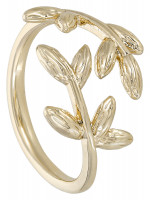 Ring - Golden Tendrils